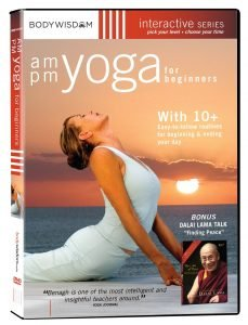 best AM-PM yoga dvd for flexibility and toning