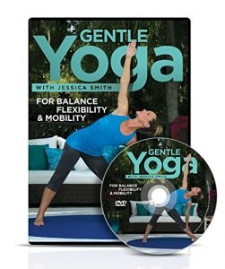 best Gentle Yoga dvd for flexibility and toning