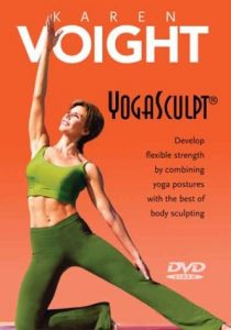 best YogaSculpt dvd for flexibility and toning