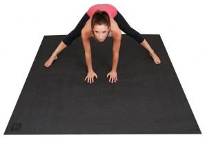Best Square36 yoga mat for big guys