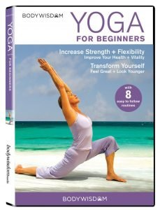 best yoga for beginners dvd for flexibility and toning