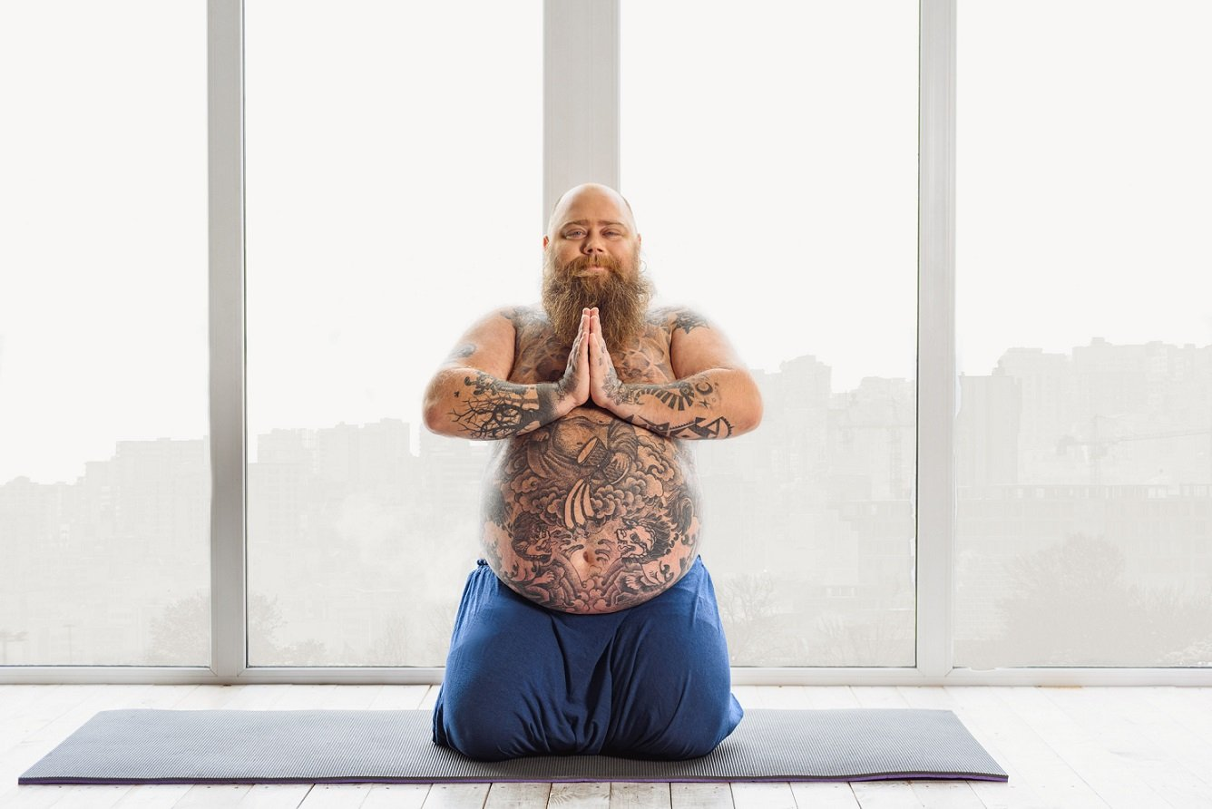 Top 5 Best Yoga Mat For Big Guys